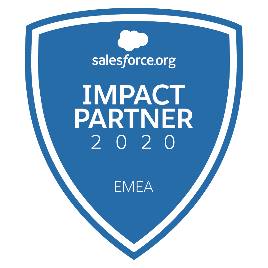2020 Impact EMEA Partner Badge