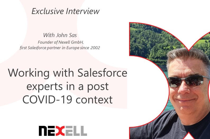 Working with Salesforce experts in a post COVID-19 context