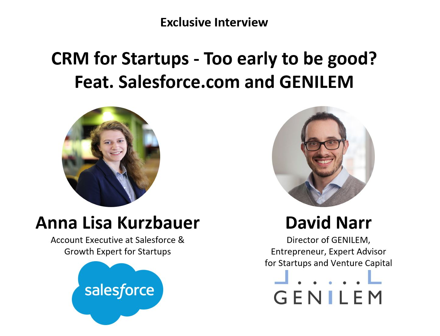CRM for Startups - Too early to be good?
