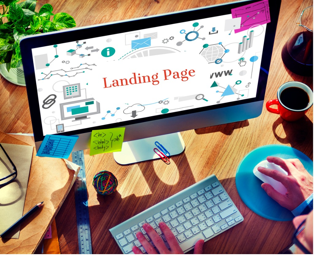 landing Page Lead or not to lead